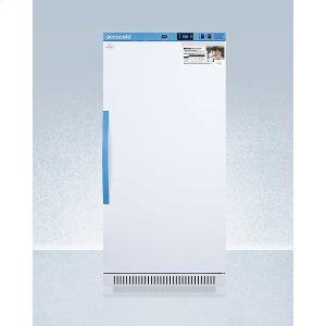 SummitPurpose-built All-refrigerator for Breast Milk Storage With 4 Interior Locking Compartments