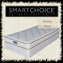 Smart Choice - Shelley - Plush - Queen