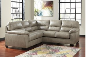 3-Piece Sectional with RAF Loveseat