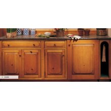 Classic Stainless Steel UC-24R All Refrigerator