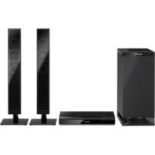Home Theater System Sound Bar with Subwoofer SC-HTB350