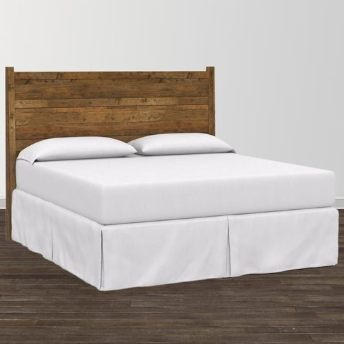 Bench*Made Maple King Panel Bed