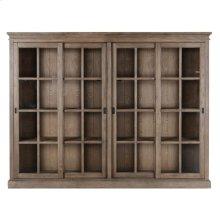 Buckland 4 Sliding Door Cabinet
