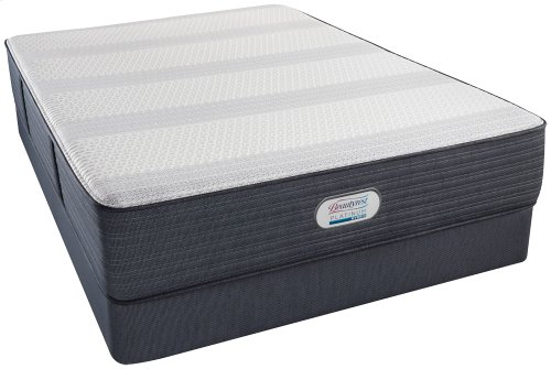 BeautyRest - Platinum - Hybrid - Crestridge - Plush - Tight Top - Cal King