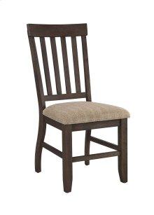 Dresbar - Grayish Brown Set Of 2 Dining Room Chairs