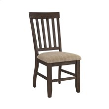 Dresbar - Grayish Brown Set Of 2 Dining Room Chairs