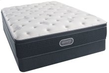 BeautyRest - Silver - Catching Rays - Plush - Euro Top - Cal King