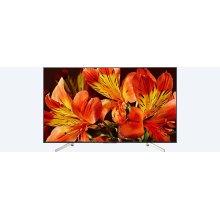 X850F LED  4K Ultra HD  High Dynamic Range (HDR)  Smart TV (Android TV)