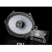 """5 x 7"""" coaxial speakers"""