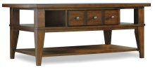 Living Room Wendover Rectangle Cocktail Table