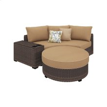 Spring Ridge - Beige/Brown 3 Piece Patio Set
