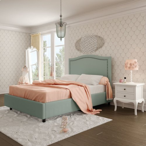 Elegance Upholstered Bed - Full