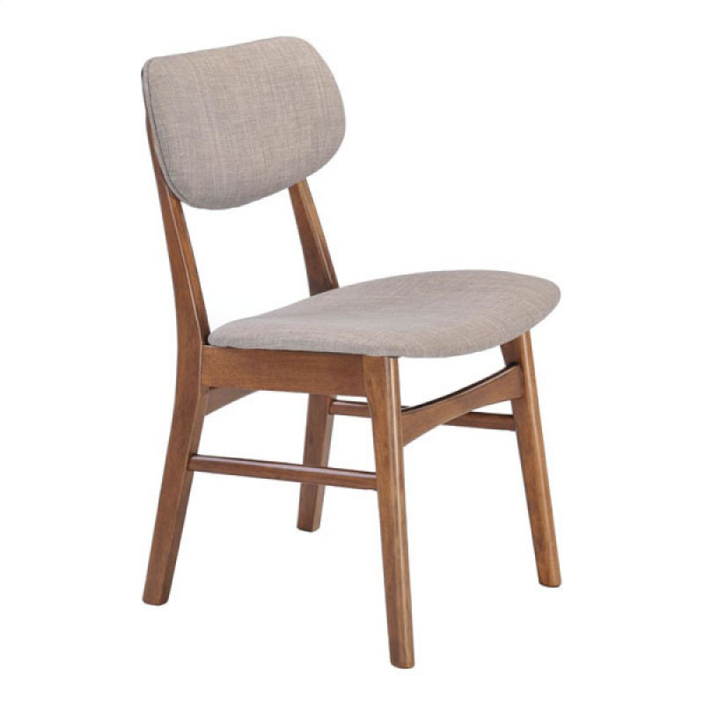 Midtown Dining Chair Dove Gray