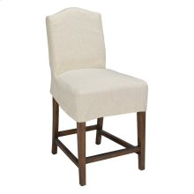 Claire Slipcover Counter Stool 26""