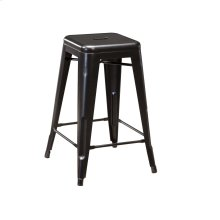 Pinnadel - Grayish Brown Set Of 4 Dining Room Barstools