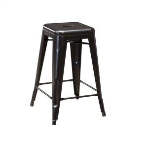 Ashley Furniture Pinnadel - Grayish Brown Set Of 4 Dining Room Barstools