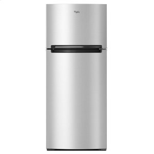 28-inch Wide Refrigerator Compatible With The EZ Connect Icemaker Kit - 18 Cu. Ft. - FINGERPRINT RESISTANT METALLIC STEEL