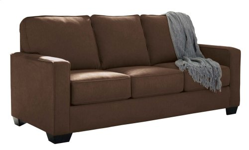 Zeb Full Sofa Sleeper - Espresso