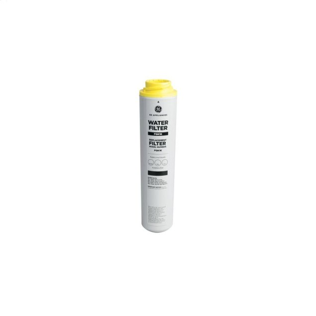 GE Replacement Water Filter - Undersink or Inline Systems