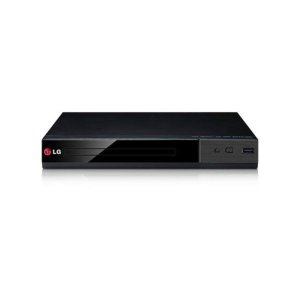 LG AppliancesDVD Player with USB Direct Recording