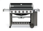 Genesis II E-610 Gas Grill Black LP Product Image