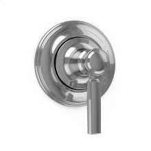 Keane Three-Way Diverter Trim with Off - Polished Chrome Finish