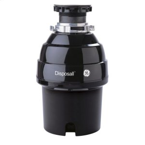 GEGE® 3/4 HP Continuous Feed Garbage Disposer - Non-Corded