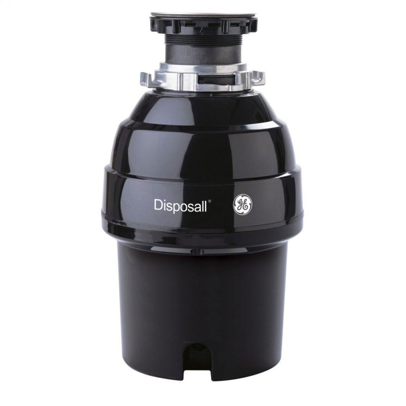 3/4 HP Continuous Feed Garbage Disposer - Non-Corded