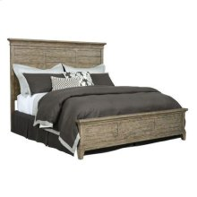 Plank Road Jessup Panel Bed Package 6/0