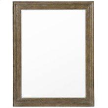Rustic Patina Mirror in Peppercorn (387)