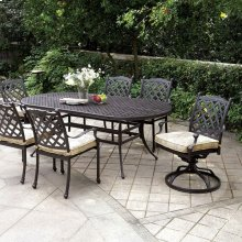 Chiara I Patio Dining Table