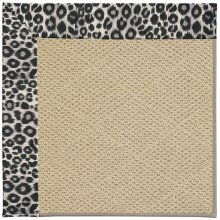 Creative Concepts-Cane Wicker Cats Meow Zinc Machine Tufted Rugs