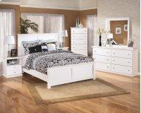 Bostwick Shoals - White 8 Piece Bedroom Set Product Image