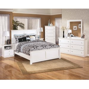 Ashley Furniture Bostwick Shoals - White 8 Piece Bedroom Set