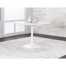 Tina-white Table Base