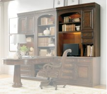 Home Office European Renaissance II Computer Credenza Hutch