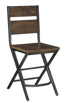 Kavara - Medium Brown Set Of 2 Dining Room Barstools Product Image