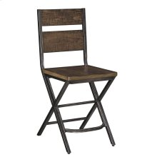Kavara - Medium Brown Set Of 2 Dining Room Barstools