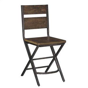 Ashley Furniture Kavara - Medium Brown Set Of 2 Dining Room Barstools