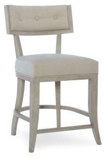 Dining Room Elixir Klismos Counter Stool