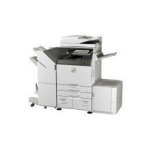 60 ppm B&W networked digital MFP
