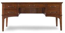 "Home Office Wendover 64"" Leg Desk"