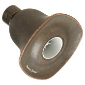 FloWise Square Water Saving Showerhead - Oil Rubbed Bronze