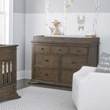 Heron Grey Emerson Double Dresser