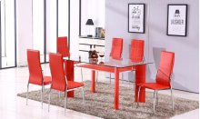 Star 7PC Red Set