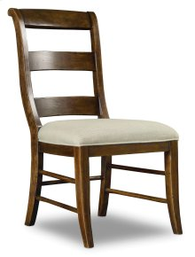 Dining Room Archivist Ladderback Side Chair