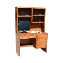 """P100 Pacific Urban 45"""" Student Desk and Hutch"""