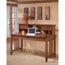Home Office Short Desk Hutch