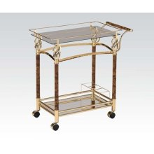 Helmut Serving Cart