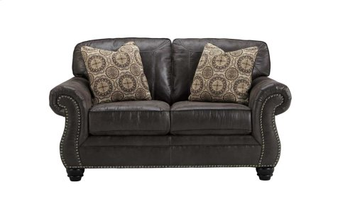 Breville Loveseat - Charcoal